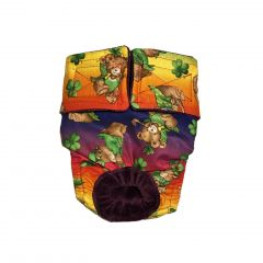 Happy Bear and Lucky Leaf Washable Dog Diaper