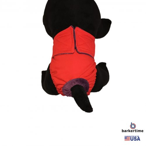 red diaper - model 2
