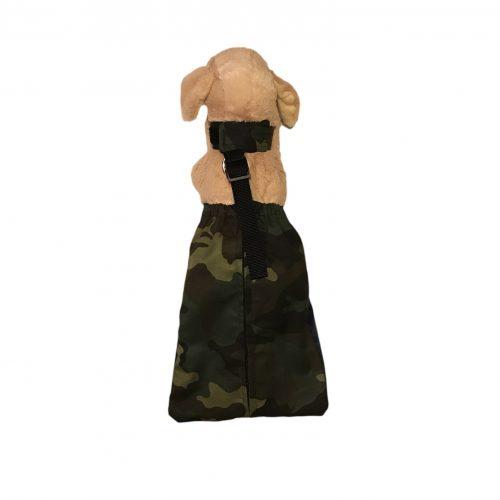 camo drag bag - model 1
