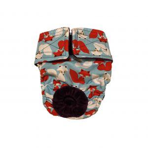 Happy Fox Washable Dog Diaper