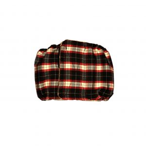 American Plaid Washable Dog Belly Band Male Wrap