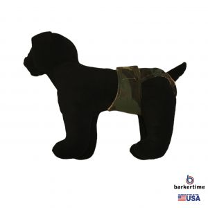 Camo Washable Dog Diaper for Male and Female Dogs