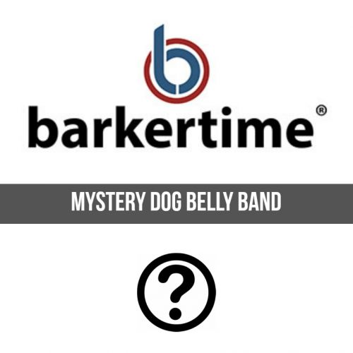 mystery dog belly band