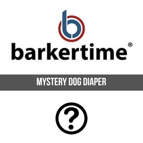 mystery dog diaper