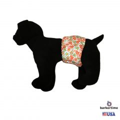 Mini Happy Monkey Washable Dog Belly Band Male Wrap