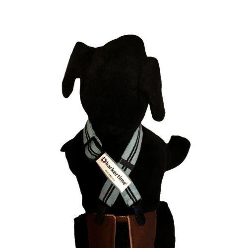 teal diaper suspender - model 1