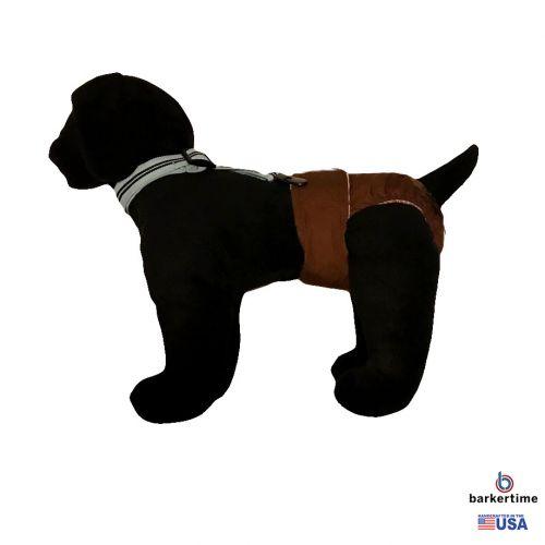 teal diaper suspender - model 2