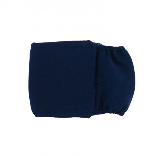 navy blue belly band