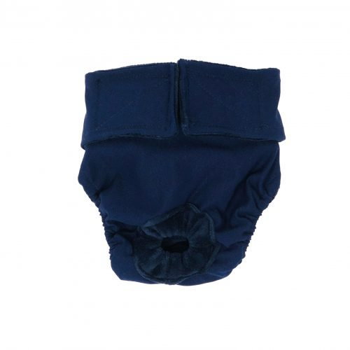 navy blue diaper