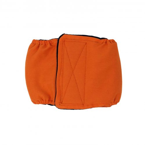 neon orange belly band