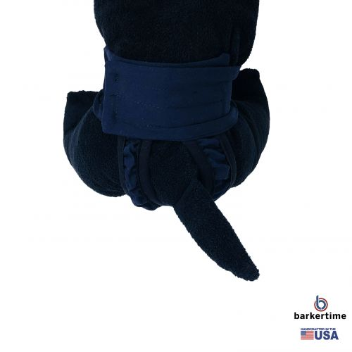navy blue diaper pull-up - model 2
