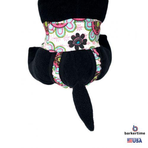 passion flower diaper pull-up - new - model 2