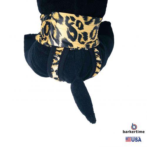 cheetah diaper pull-up - new - model 2