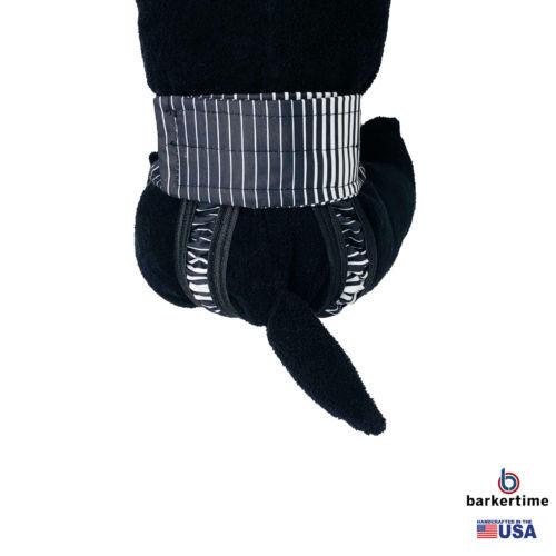 black stripes waterproof diaper pull-up - model 2