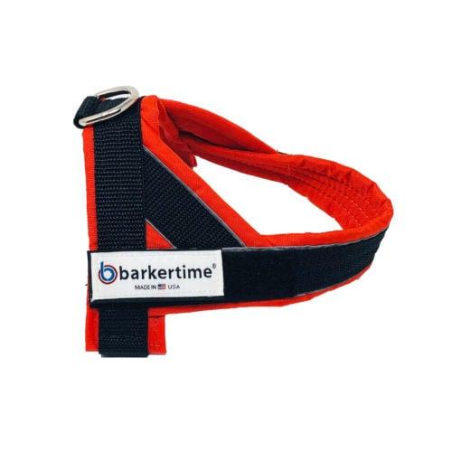 orange harness