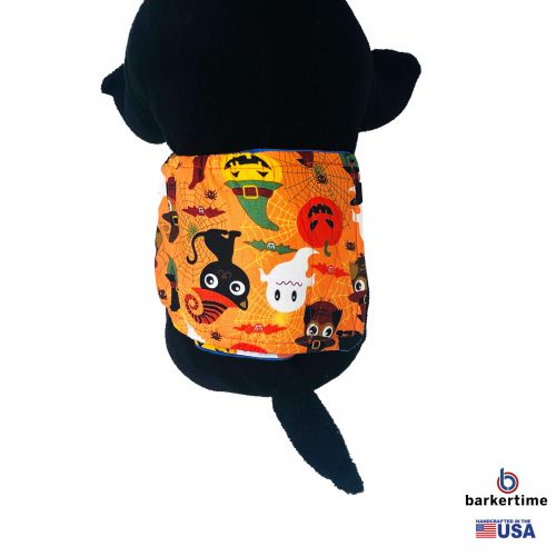 halloween belly band - model 2