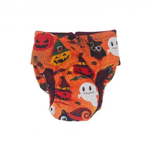 halloween diaper - back