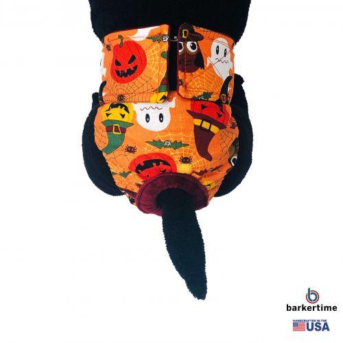 halloween diaper - model 2