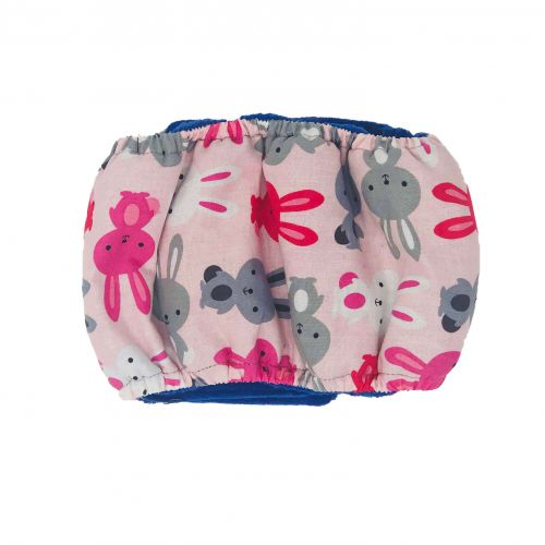 happy bunny belly band - new - back