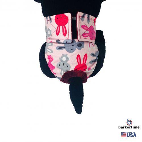 happy bunny diaper - new - model 2