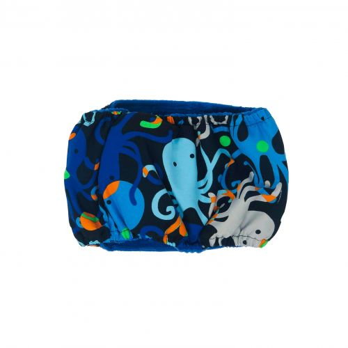 octopus belly band - back