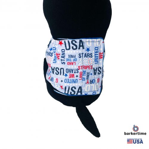 USA united we stand belly band - model 2